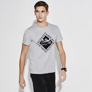 Lacoste SPORT Tennis Crew Neck Fairplay T-Shirt XL